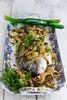 Fish and Artichokes with White Wine (Apron and Sneakers) Tags: artichokes orata giltheadbream fishwithartichokes