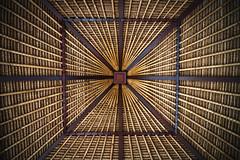 bamboo (jonathan.hadiprawira) Tags: bali detail architecture bamboo ceiling tropical tropic sustainable detailing