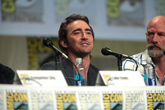 Lee Pace (Gage Skidmore) Tags: california wood andy evans orlando san comic five luke diego battle center jackson stephen peter lee lill