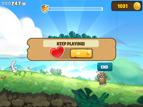 Run Sheldon Save Me!: screenshots, UI