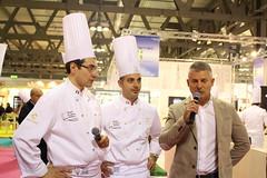 Mario Ragona con Roberto Lestani e Fabio Troncarelli