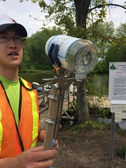 MVCA water sampling for MOE at Bonnechere[3]