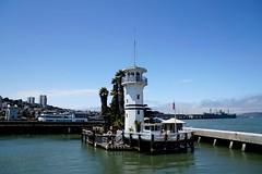 Island (disneyland.kid) Tags: sf sanfrancisco california ca light usa house marina boat dock ship yacht wharf sail fishermans slip pier39 docking