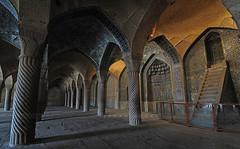 Vakil Mosque - Shiraz (Sinan Doğan) Tags: iran ıran şiraz shiraz nikon asia persian mosque cami vakilmosque vekilcamii iranian ایران iranphotos عکس