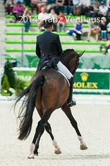 140826_Dressage_GP_2_1090.jpg (FranzVenhaus) Tags: horses france fei normandie fra caen weg dressage