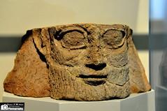 Male Deity from Uruk, Inanna Temple (Sumer and Akkad!) Tags: temple nikon iraq clay pergamonmuseum deity mesopotamia inanna kassite
