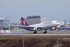 Hawaiian Airlines Airbus A330-200 N370HA (jbp274) Tags: airport airplanes airbus hawaiian ha lax a330 hawaiianairlines klax