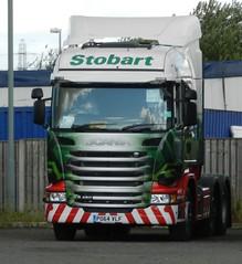 PO64VLF Eddie Stobart Scania to be H2010 (graham19492000) Tags: eddie scania widnes stobart eddiestobart foundrylane h2010 po64vlf
