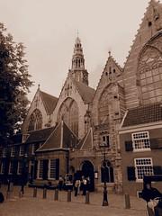 de oude Kerk (Simone Richter) Tags: amsterdam oudekerk
