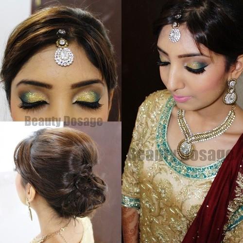 Wedding Hairstyle In Sri Lanka: Bridal Makeup Artist In Sri Lanka