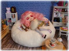 Zoe is a doll fan 3of3