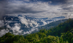 Kaluk (subroto_clicks) Tags: india clouds landscape westsikkim kaluk