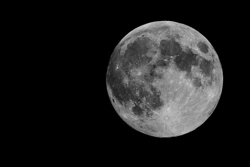 Full moon on September 8th, 2014