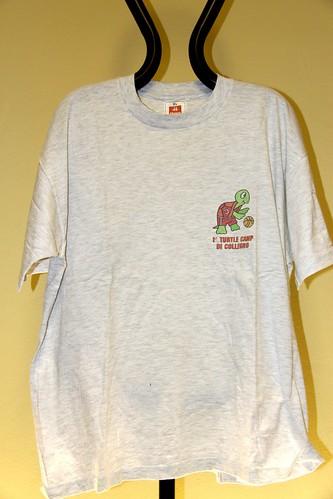 T-shirt 1° Turtle Camp Collegno