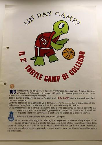 Volantino 2° Turtle Day Camp