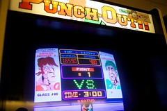 Punch-Out!! (little fern photography) Tags: show seattle fire jump nw shoot northwest buttons nintendo arcade hobby joystick retro videogames 80s button pacificnorthwest videogame hobbies highscore punchout gameroom pacificnw arcadegame arcardes nwpinballandgameroomshow