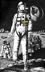 Jose Mathieu, Radio Reporter CHRC 80 AM, Quebec City, Canada ( 1971 ) (Dan Beaumont Space Museum) Tags: 80 apollo jos mathieu chrc chrc80 radiovilledequbec josmathieuchrc80 josmathieuapollo chrc800 josmathieuradio chrc80am josmathieuvilledequbec