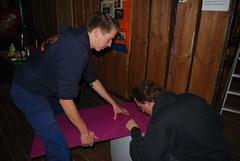 RegioRally voorbereiding2010-11