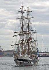 Stavros S Niarchos (Griffon Stephenson) Tags: sailing tallships sailingships stavrossniarchos tallshipsyouthtrust portoftyne maritimehistory worldshipping