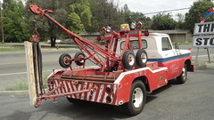 1965 Chevrolet Holmes Tow Truck (AirTrails) Tags: california chevrolet 1966 placerville holmes towtruck 1965 wrecker