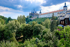 St. Barbara Kutna Hora (VoxLive) Tags: travel vacation czech prague praha czechrepublic easterneurope