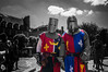 Knights (Yannick-R) Tags: pictures city white black france festival photography is photo big brittany noir photographer village couleurs picture medieval event knights ramparts knight et blanc ville yannick the chevaliers rivoire