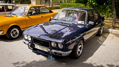 SEAT 124 Sport Coupe 1600 (FC-00) / 1800 (FC-02) 1971-1975