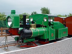 4 LISTOWEL 180605 (David Beardmore) Tags: monorail lartigue diesellocomotive steamoutline alankeef listowelballybunionrailway