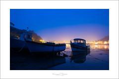 sleeping wreck (Emmanuel DEPARIS) Tags: mer france fog boat nikon ship bretagne breizh plage brouillard emmanuel douarnenez atlantique épave deparis