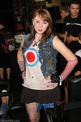 Tank Girl (thatguygil) Tags: utah saltlakecity saltlake slc comiccon tankgirl saltlakecomiccon slcomiccon radio616