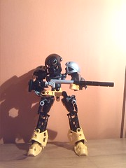 The Goodwill Sniper (6) (EMMSixteenA4) Tags: light self work dark that mirror flickr ranger order good progress 7 wip help will sniper advice bionicle gali critique pls moc lewa tahu nui roark mahri kopaka pohatu lesovikk mfin onua selfmoc lessovikk wreax