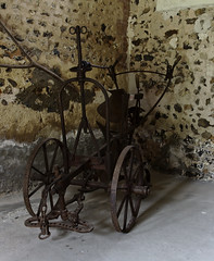 Brabant charrue (stanzebla) Tags: brabant plough charrues pflug radepont pflge chteaudebonnemare