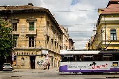 (til_man) Tags: street nikon strada angelinajolie romania fassade reise banat rumnien strase timioara tramvai temeswar temesvar calatorie strasenbahn frizerie nikond7000 fassadenwelt