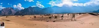 Katpana Desert - Skardu Pakistan