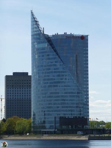Riga - Saulens Akmens - Swed Bank
