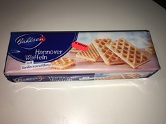 Bahlsen Hannover Waffeln (Like_the_Grand_Canyon) Tags: cookie keks