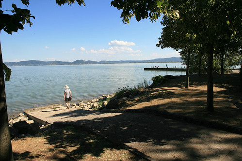 Lago Trasimeno  at Castiglione del Largo