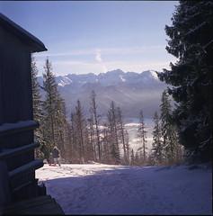 Open air (cyv2) Tags: yashicamat124 120 polska poland zakopane gubałówka giewont tatras