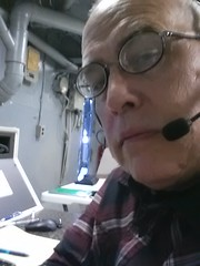 USS Wisconsin N4WIS (JC VaBeach) Tags: virginia norfolk navy cw battleship operator usswisconsin icom morsecode kenwood hamradio ssb amateurradio nauticus bb64 iowaclass n4wis