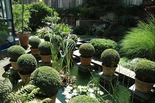 jardin-japonnais, hôtel de ville de Boulogne-sur-Mer