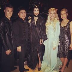 "@kongpiya @ying_rhatha Thailand Gala Screening ""Maleficent กำเนิดนางฟ้าปีศาจ"" ... ในด้านการพากย์เสียงไทย นักแสดงสาวมากความสามารถ หญิง รฐา #moviepremiere #DisneyFilmFan #MaleficentThailand #Maleficent #ying_rhatha #yingrhatha_official #weloveyayaying #yaya"
