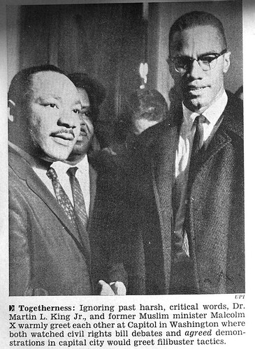 revolt on the margin dr king and malcolm x King's final message: poverty is a civil rights battle dr king was an if you have a margin of era on the statistics you looked at i would love.