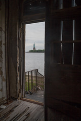 Ellis Island, Infectious Disease Hospital (raelala) Tags: newyorkcity newyork abandoned hospital landmark historic urbanexploration immigration ellisisland urbex ellisislandsouthside photographybyrachelgreene