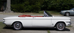 Mt Nebo 1963 Corvair Monza (Light Orchard) Tags: auto old classic chevrolet car vintage automobile antique voiture chevy restored 900 1963 corvair monza bruceschneider ©2014lightorchard