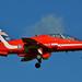 RAF Red Arrows Biggin Hill 2014 Red 11