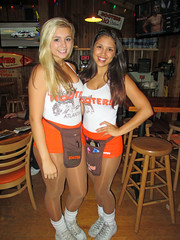 Hooters of North Charleston (BuccaneerBoy) Tags: travel family vacation food hot sexy beautiful fun breasts legs boobs gorgeous south blondes hooters southcarolina atlantic charleston babes stunning lovely brunettes hootersgirls hootersofinternet