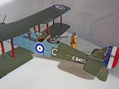 DH9a Wingnut Wings (geoffsurridge) Tags: wings aircraft models plastic ww1 wingnut ninak dh9a