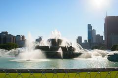 Buckingham Fountain (niXerKG) Tags: 35mm nikon df nikkor dslr fx f14g 16mp nikondf