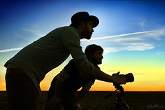 Davide Gentile and Matthew Emvin Taylor (Ben Heine) Tags: sunset sky cloud sun cinema art nature work canon project photography evening countryside energy shoot photographie belgium documentary passion shooting canon5d director passionate davidegentile ralisateur braives matthewemvintaylor