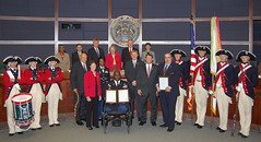 Army Week, Col. Gregory D. Gadson and Donald N. Carr (fairfaxcounty) Tags: county carr virginia board declaration government fairfax awareness presentations supervisors residents gadson fairfaxcounty amry fortbelvoir